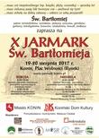 [2017] X Jarmark – plakat i program